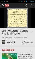 Surah 3 Qul mobile app for free download