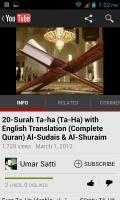 Surah Surah Quran mobile app for free download