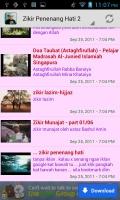 Zikir Harian mobile app for free download