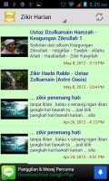Zikir Taubat mobile app for free download