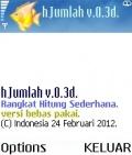 hJumlah v0.3d In Personal mobile app for free download