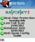 Kaspersky Anti Virus 19 04 2012 mobile app for free download