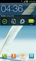 Mobile AntiVirus Security PRO v3.2.3 mobile app for free download