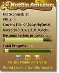 NetQin Anti virus for windows mobile mobile app for free download