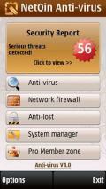 NetQin Mobile Antivirus for S60V3 mobile app for free download
