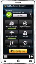 NetQin Mobile Security for symbian mobile app for free download