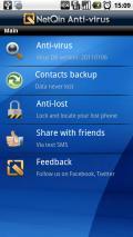 New NetQin Mobile Antivirus Pro for S60V3 mobile app for free download