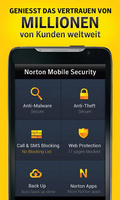 Norton Antivirus & Sicherheit mobile app for free download