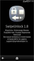 Swipe Unlock 1.08 mobile app for free download