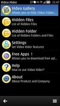 Video Hider v2.01.0 S60v5 S3 Anna Belle Signed.sis mobile app for free download
