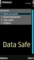 Data Safe mobile app for free download