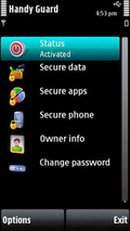 HandyGuard Touch mobile app for free download