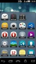 AndroMenu mobile app for free download