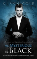 Mr Mysterious in Black by S Ann Cole mobile app for free download