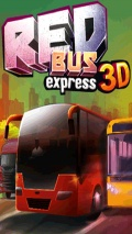 Red bus express 3D S60V5 mobile app for free download