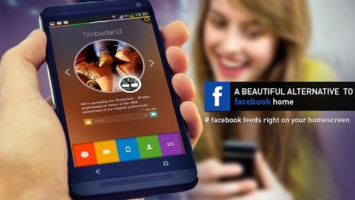 Alias Facebook Home Launcher