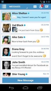 Atrium For Facebook