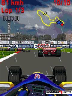 David Coulthard Gp 240x320