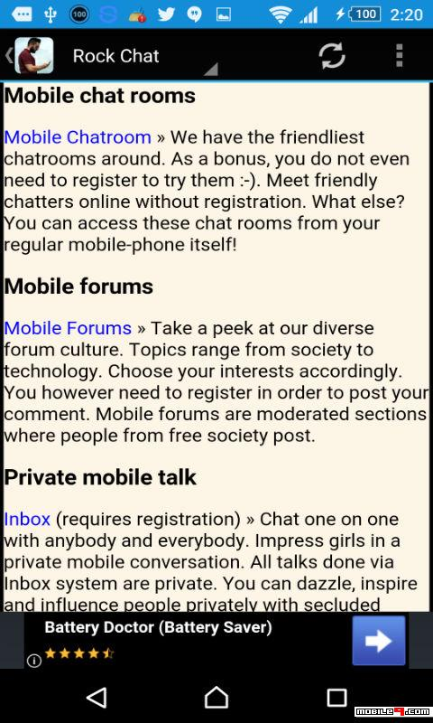Usa Chat Rooms