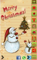Christmas Greeting Maker 2016 mobile app for free download