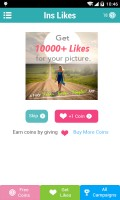 Get Likes for Instagram! mobile app for free download