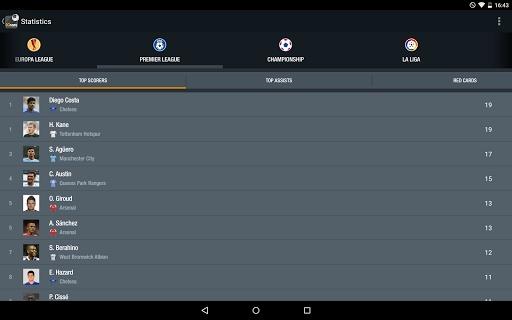 90min   Live Soccer News App