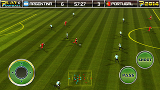 Play Football 2014 Real Soccer   Fantasy Simulation And A Comprehensive Manager Sports Game For Iphone And Ipad Free