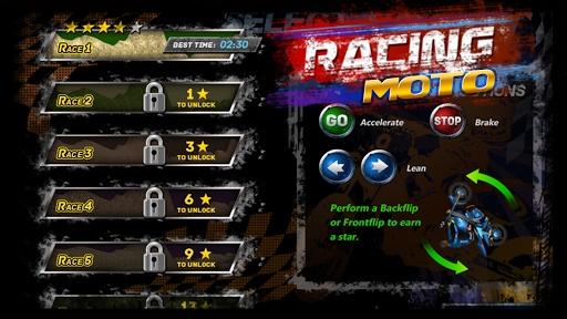 Racing Moto 3d