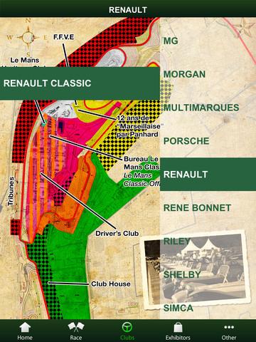 Le Mans Classic For Ipad 1.0