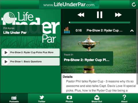 Life Under Par 1.1