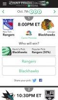 NHL Hat Trick Challenge mobile app for free download