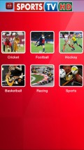 Sports TV HD mobile app for free download