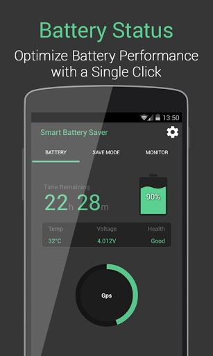Smart Battery Saver And Doctor