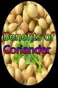 Benefits of Coriander mobile app for free download