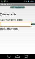 Block Calls mobile app for free download