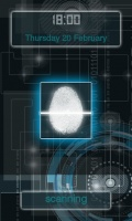 Fingerprint Lock mobile app for free download
