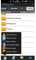 WinRar Zipfile Loader mobile app for free download