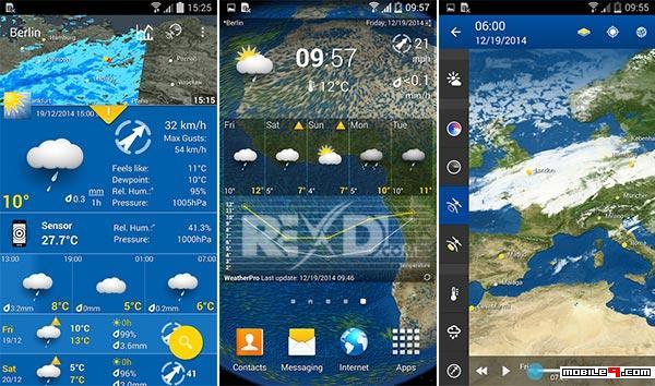 Weatherpro Premium