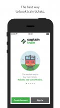 Captain Train: train tickets in France, Italy & Germany mobile app for free download