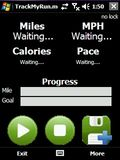 TrackMyRun mobile app for free download