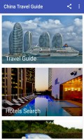 China Travel Guide mobile app for free download