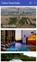 France Travel Guide mobile app for free download
