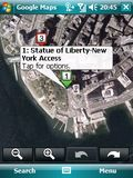 Google Map 4.1 mobile app for free download
