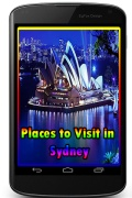 Places to Visit in Sydney mobile app for free download