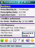 Prescriptions mobile app for free download