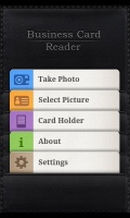 Business Card Reader 1.1