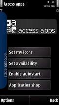Access apps v.3,21 signed mobile app for free download