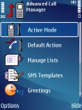 Advanced Call Manager mobile app for free download