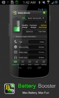 Battery Booster Full  v 6.9 mobile app for free download