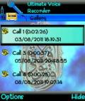 Calls Recorder s60v2 mobile app for free download